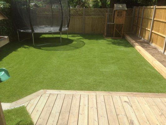 Artificial grass Sense