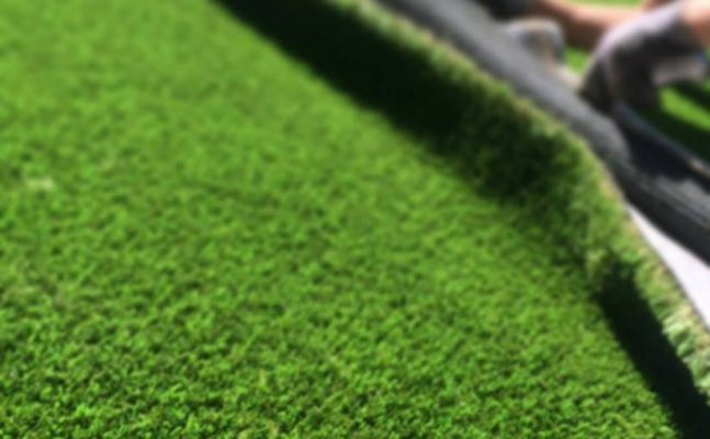 Is artificial grass fireproof