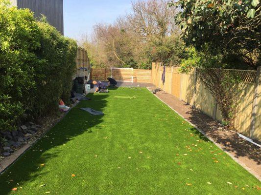 London grass installers