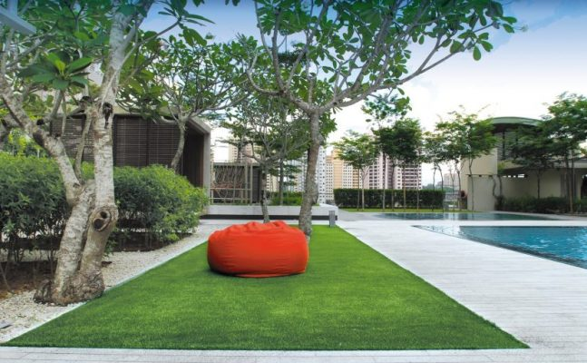 Royal artificial grass wave