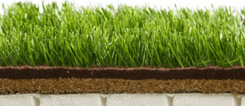 How safe is artificial grass